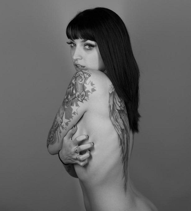 Lepa tetovaža Draven Star