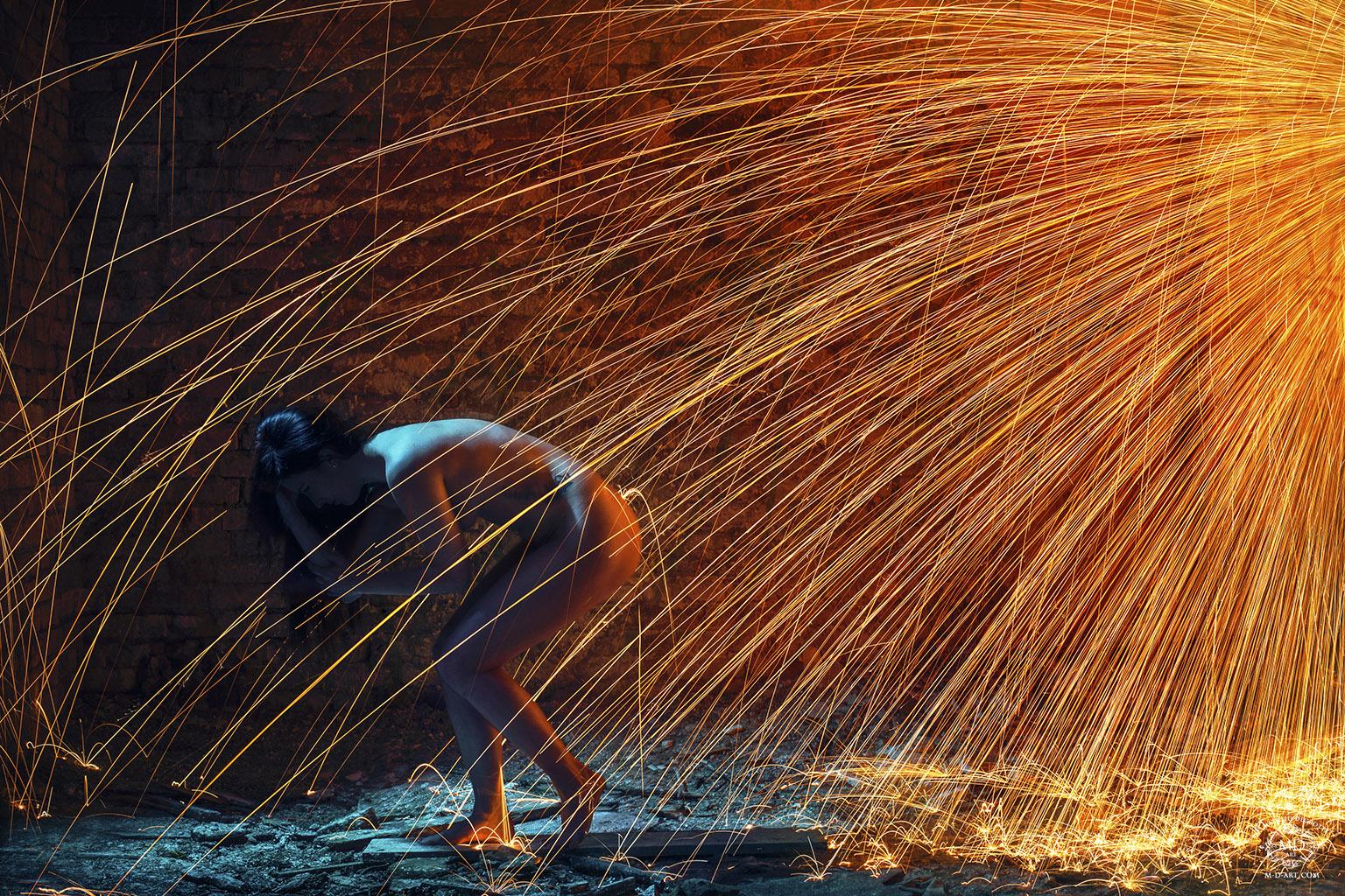 Feu primordial v ognju