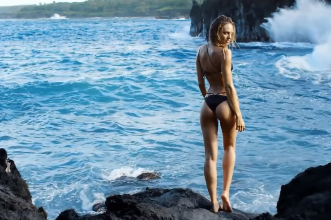Koledar Miss Reef 2016