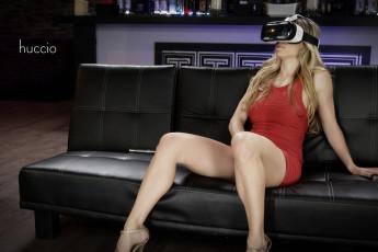 3D očala za virtualni sex
