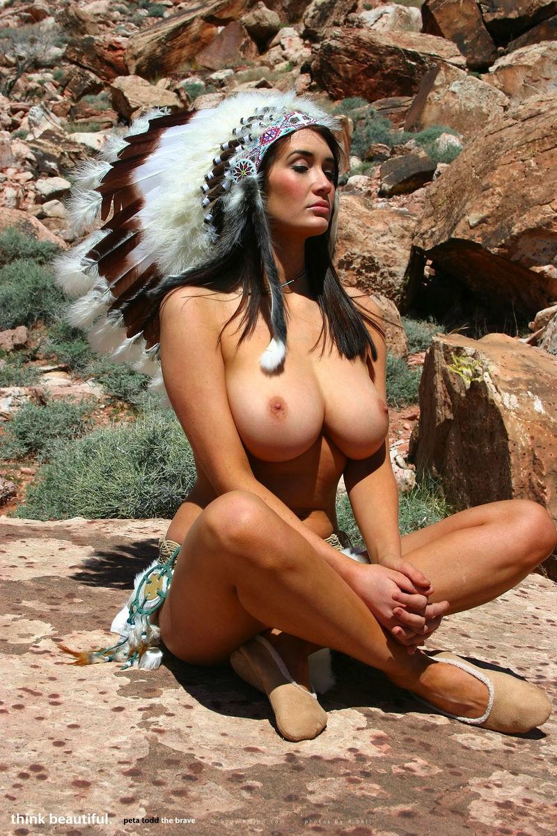 Vroča indijanka