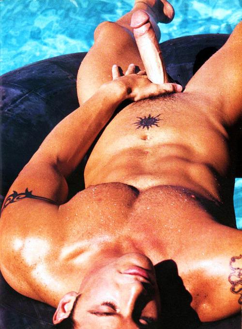 Obdarjeni lepotec Julian Rios